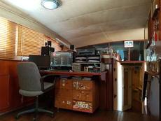 Computer/ Navigation desk