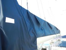 Stackpack for mainsail