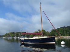 On Windermere mooring