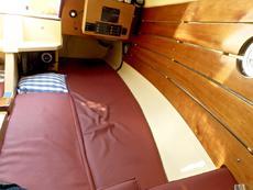 Port side bunk