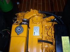 Vetus 42 hp Engine