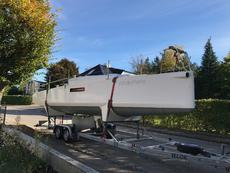 Yacht as collected in Germany