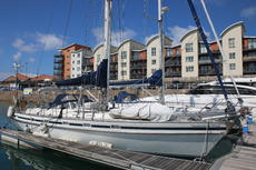 Home base - St Helier Marina