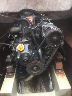 Engine 9hp Yanmar
