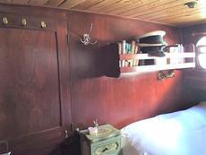 Aft cabin