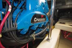 Crusader 6-Liters, 375 hp