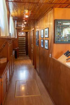 Hallway from Wheelhouse