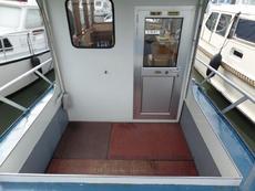 door to wheelhouse