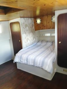 Aft Cabin - double bed