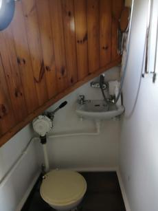 Aft Cabin En-suite