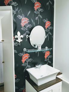 Main Bathroom- sink