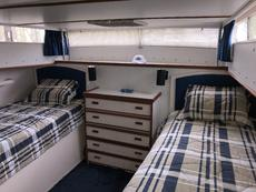 Aft Cabin - 2 Single berths