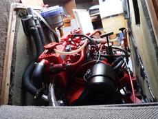 Engine (rear access)