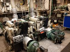 Main engines