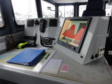 Port navigators position