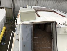 deck access door