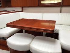 Salon Table extended