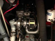 Engine Yanmar 76HP