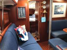 Main cabin port side
