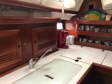 Galley counter space