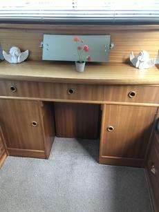 Original dressing table