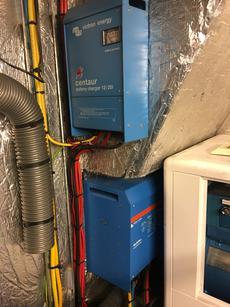 Battery Charger & Inverter