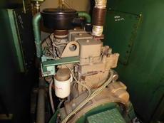 Bowthruster engine