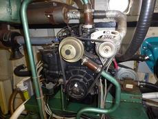 Pump engine
