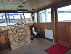 Wheelhouse looking forward