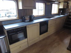 Galley looking starboard