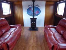 Saloon sitting area