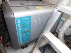 Engine room 230V generator
