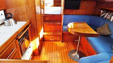Main Cabin  with  double berth
