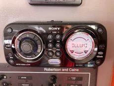 Sony MP3 WMA AAC Control Unit