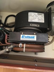 Cruisair conditioning units