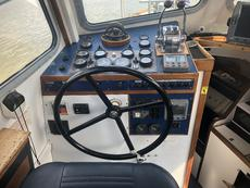 Steering Consol
