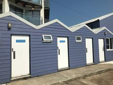 Boatyard facilities