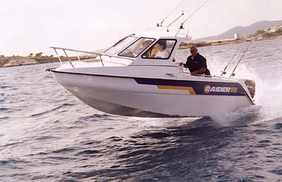 Raider Boats Raider 18 Raider 18 Fisherman