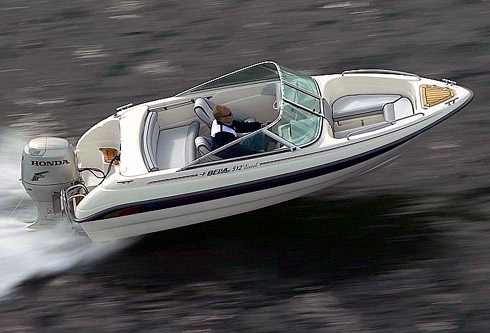 Bella, Bella 512 Excel for sale, Boats for sale, Used boat ...