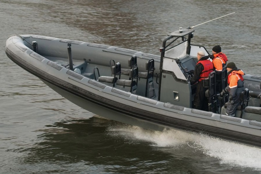Buy Military Inflatable Boats | RHIB Unlimited