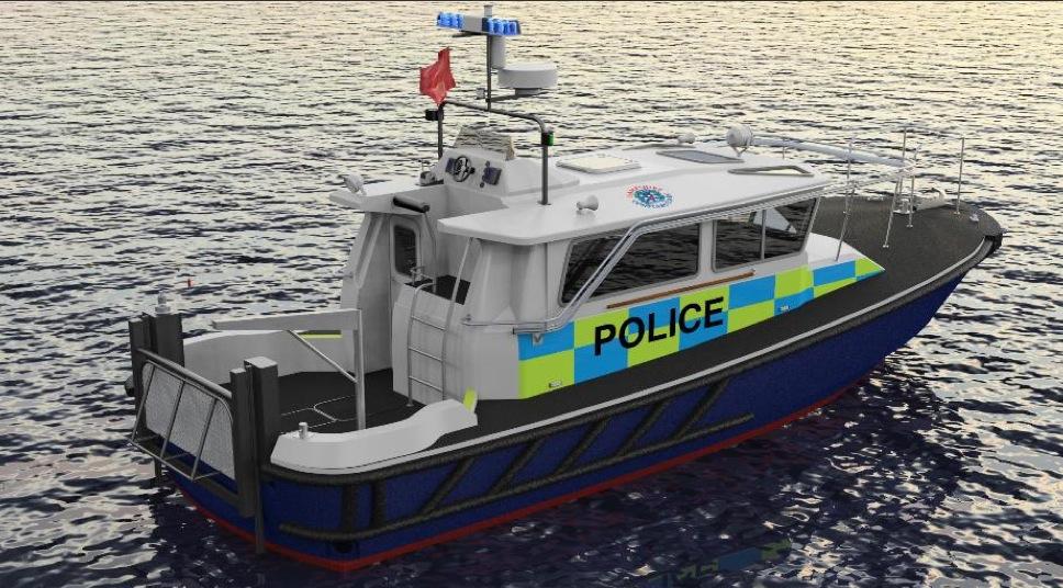 L367 Patrol Boat