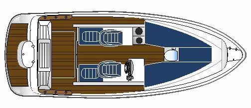 FinnMaster 6800 Walkaround Cabin