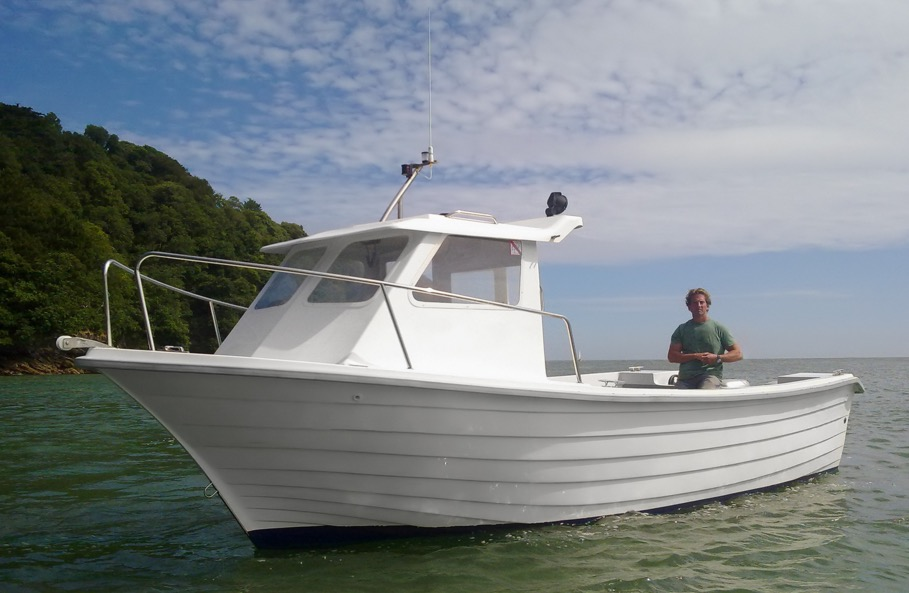700 Pescador (forward cabin)