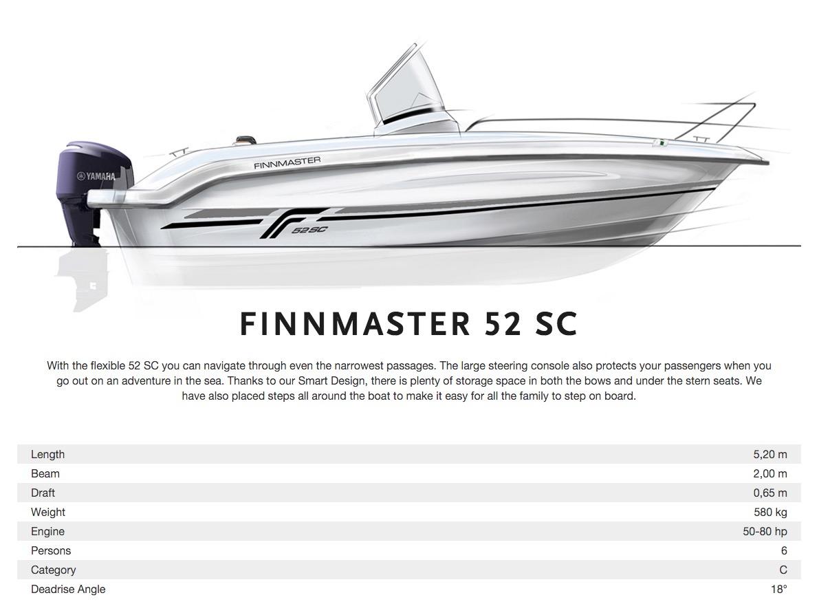 FinnMaster - 52 SC