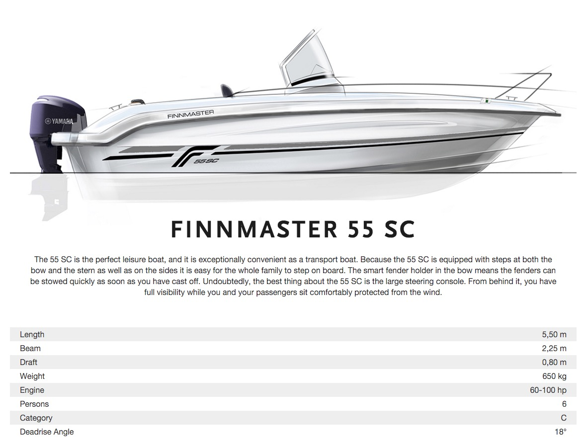 FinnMaster - 55 SC