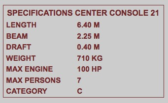 Center Console 21
