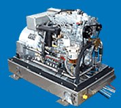 Panda 16 Marine Generator