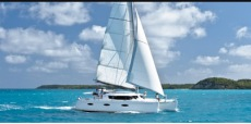 Sail Cruising Catamarans