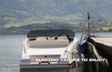 Frauscher Electric Yachts