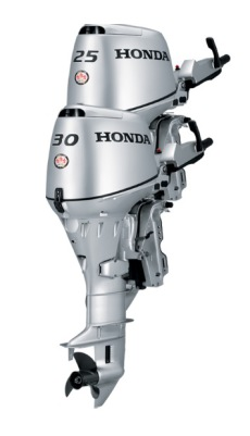 Honda Mid-Range Outboards